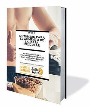 ebook dieta para aumentar masa muscular