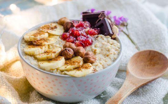 receta de avena para el colesterol