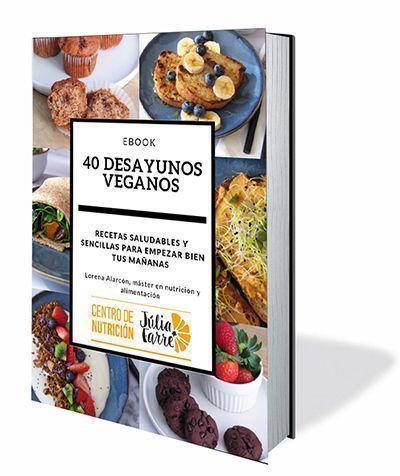 ebook recetas desayunos veganos