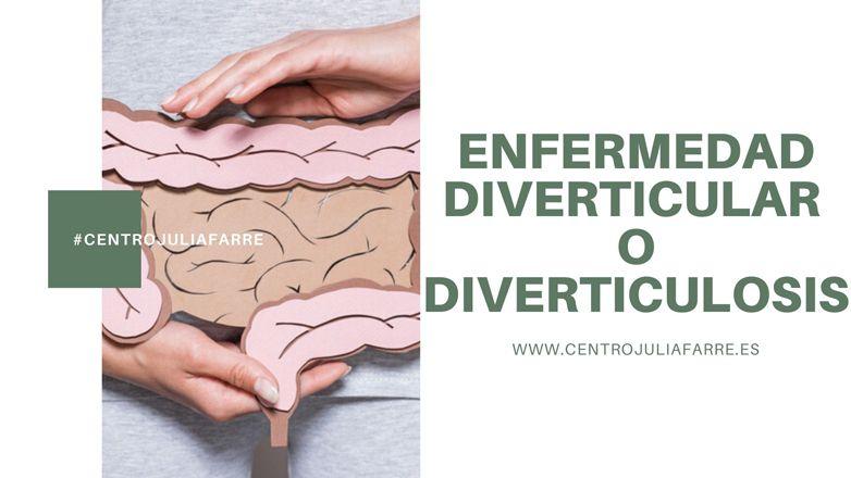 divertículos síntomas y tratamiento