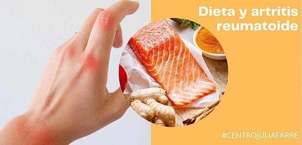 alimentación en artritis reumatoide