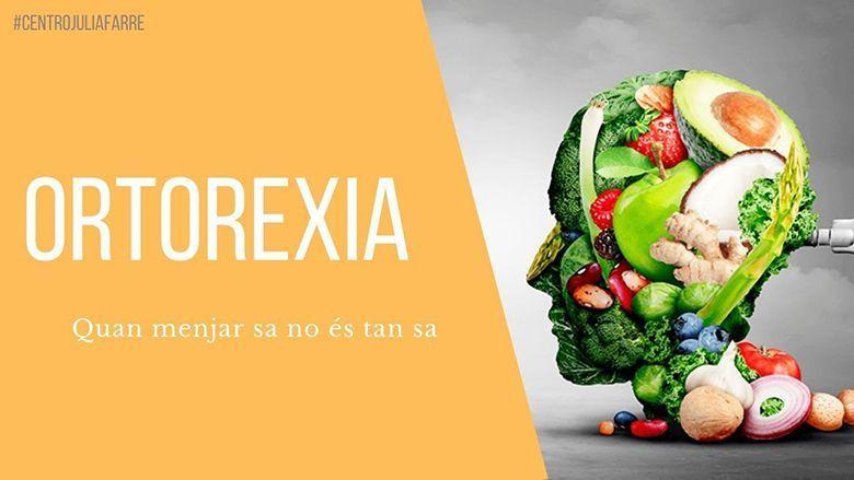 ortorexia i psiconutrició